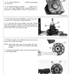 John Deere 317 Tractor Wiring Diagram For Ignition Switch Hydrostatic Tm1208 Technical Manual Repair Pdf 5