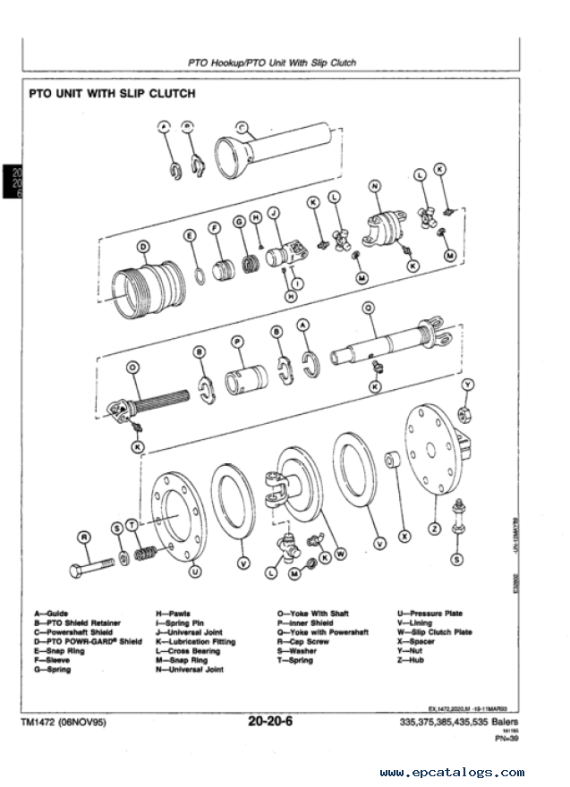 wire frame diagrams muscles of the lower back and buttocks diagram john deere 335 375 385 435 535 round balers pdf manual