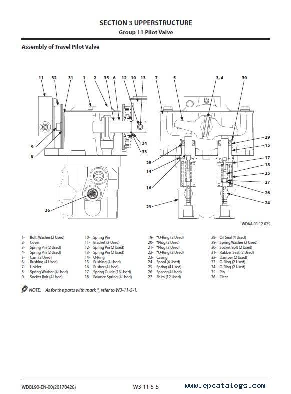 Hitachi Hydraulic Excavator ZX160LC-5A Workshop Manual