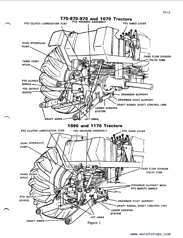Ih 574 Hydraulic Schematic Diagram IH 574 Steering