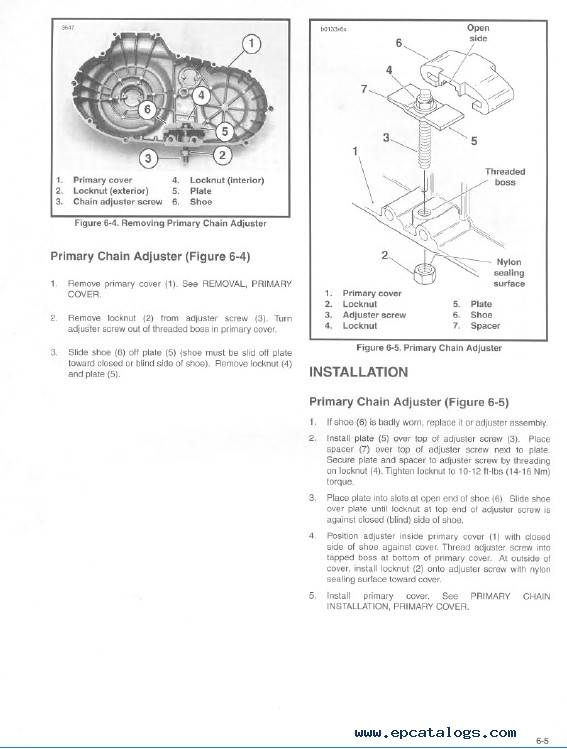 Download Harley Davidson XLH 1998 Service Manual PDF
