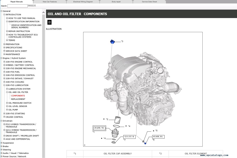 hight resolution of repair manual lexus rx450h gyl25 series repair manual 2015 2