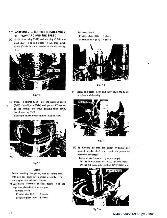 Kobelco LK850-II Wheel Loader Download PDF Shop Manual
