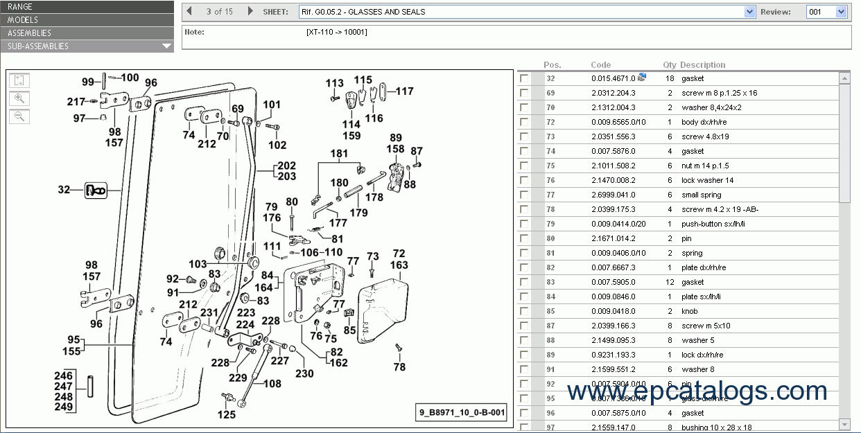 Hurlimann SDF e-Parts 2012 Spare Parts Catalog Download