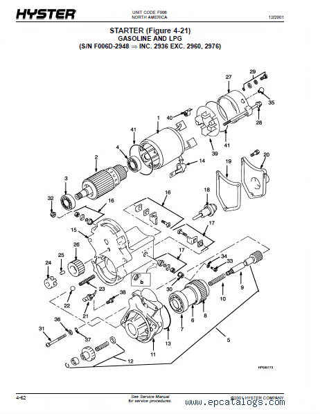 Hyster Forklift Parts Diagram : 29 Wiring Diagram Images