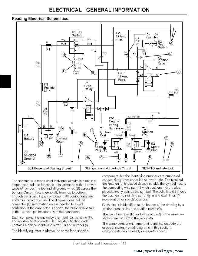 John Deere Gator Hpx Ignition Wiring Diagram