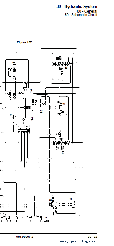 Download JCB Teletruks TLT25G, TLT30G Service Manual PDF