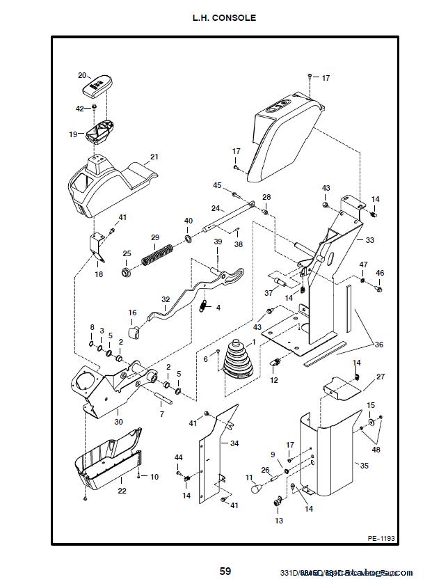 Bobcat 773 Wiring Diagram