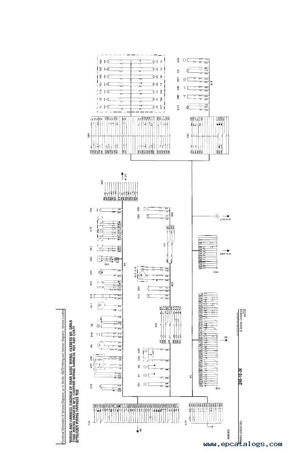 John Deere 2054 2056 2058 2064 2066 Combines PDF Manual