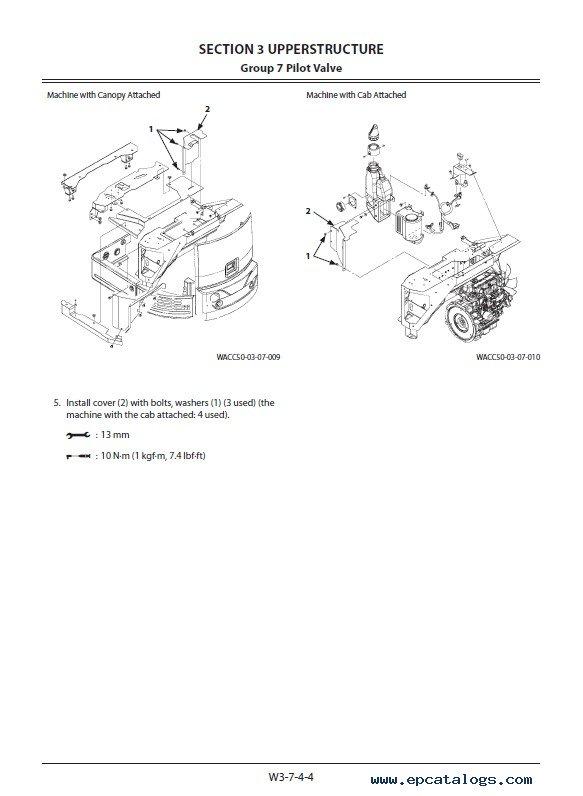 Download Hitachi Excavator ZX26U-5A Workshop PDF