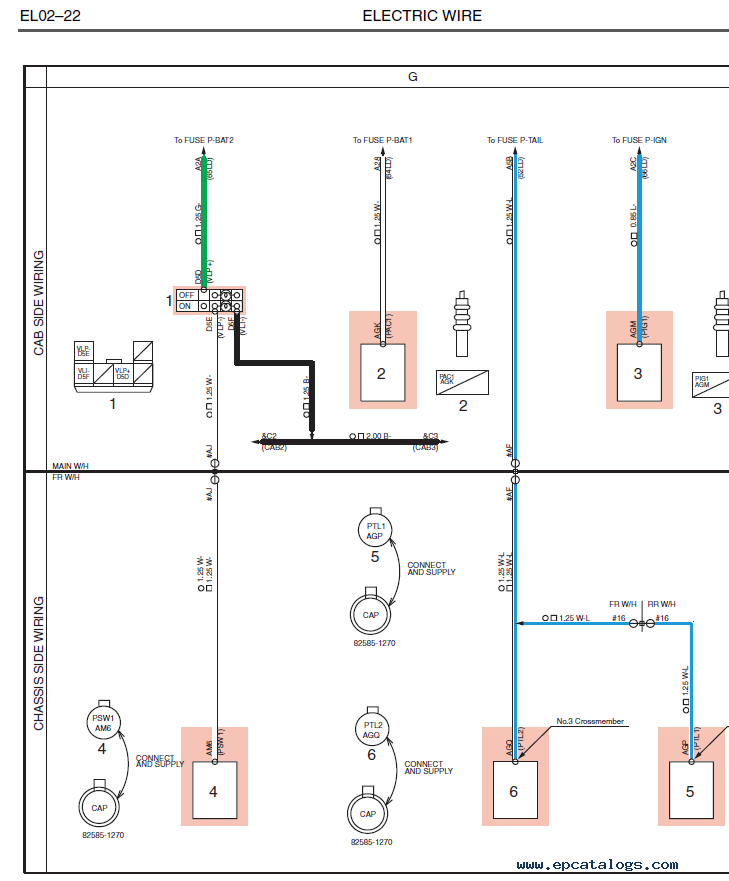 Hino 338 Wiring Diagrams Printable Wiring Diagram Schematic