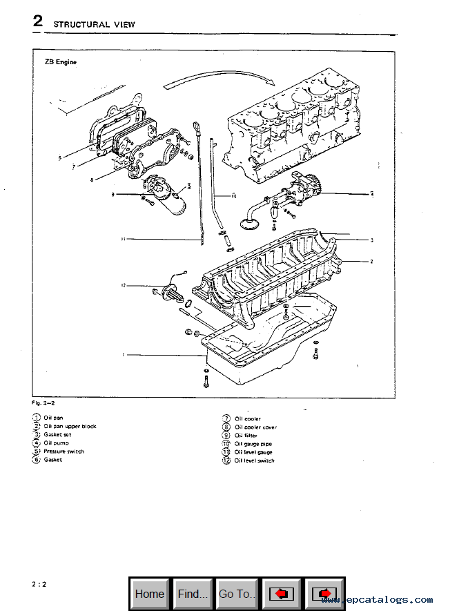 Perkins 200 Series Diesel Engine PDF Workshop Manual