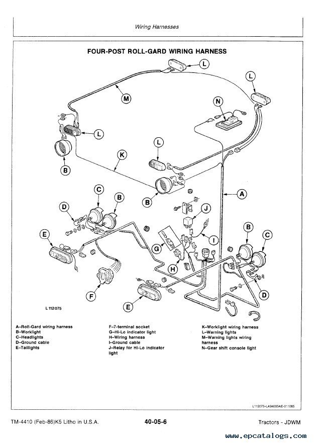 [DIAGRAM] Z225 John Deere Wiring Diagram FULL Version HD