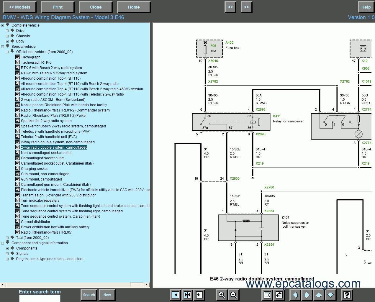 Bmw E39 Wiring Diagram Pdf