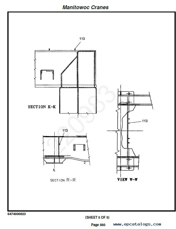 Download Grove Crane RT750 Series PDF Manuals