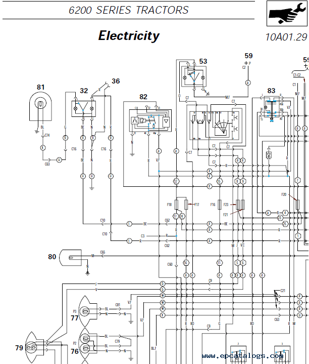 File: Massey Ferguson 40 Wiring Diagram