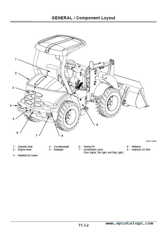 Download Hitachi Loader ZW30/40/50 Technical Manual PDF