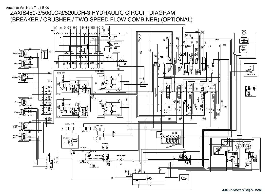 Contemporary Combilift C10000et Hydraulic Schematics Image ...
