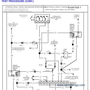 International Truck ISIS 2012 Repair Manual Download