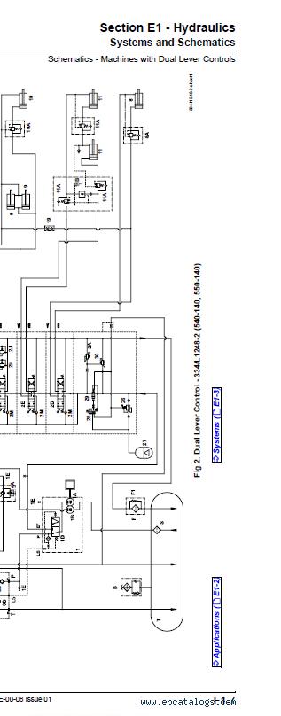 JCB Side Engine Loadall 540-140/170, 535-125/140 Hi-Viz PDF
