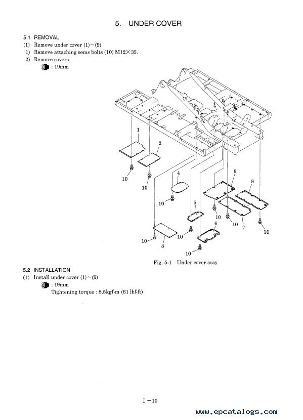 Kobelco SK450-6 SK450LC-6 SK480LC-6 SK480LC-6S PDF