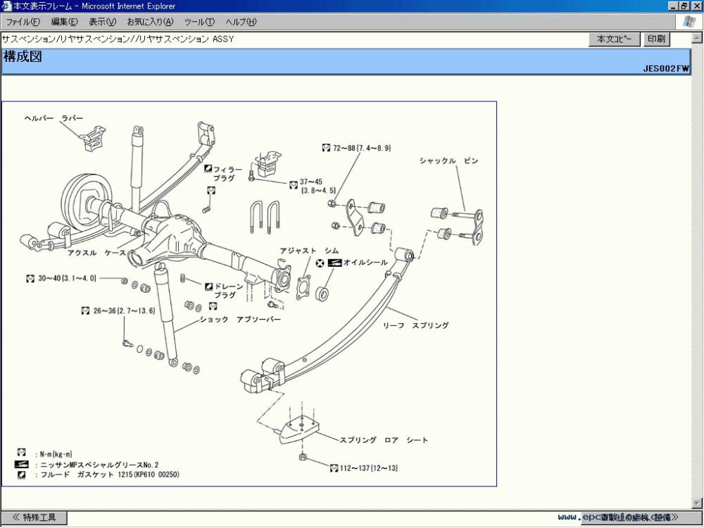 medium resolution of nissan elgrand e50 fuse box wiring librarynissan elgrand e50 fuse box