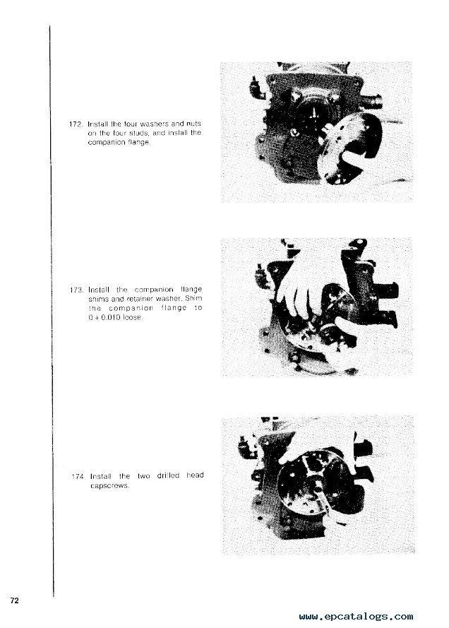 John Deere 12000 Series Shuttle Transmission PDF Manual