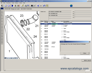 Download Scania Trucks Buses Spare Parts Catalog