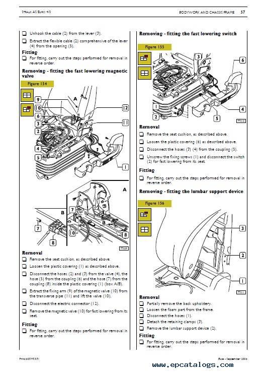 Download Iveco Trucks Stralis AS Euro 4/5 Repair Manual PDF