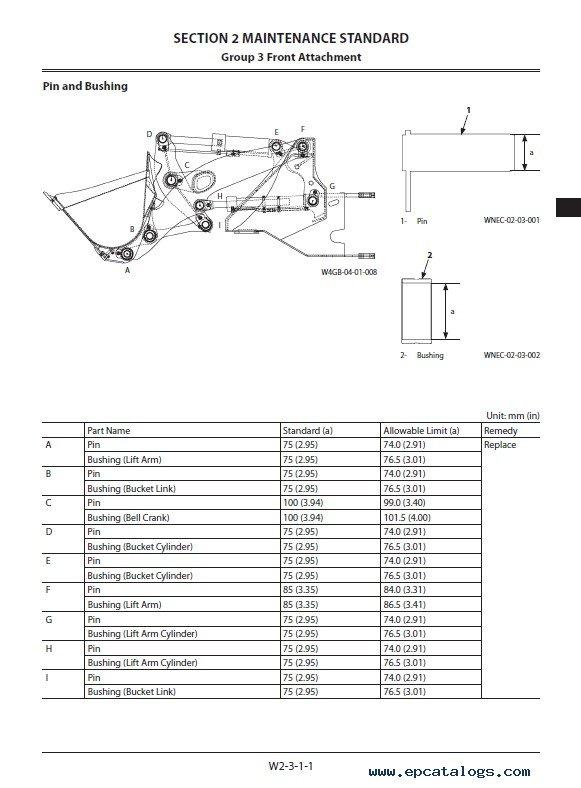 Download Hitachi ZW140(PL)-5B Workshop Manual PDF