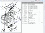 Komatsu Dressta-Galion Parts Catalog Download
