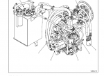 Komatsu Wheel Loader WA250/PZ-6 Repair Manual Download
