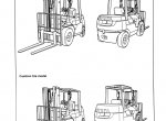 Toyota 7FGU32, 7FDU15-32, 7FGCU20-32 Forklifts Repair