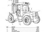 Hyster Challenger C007 Forklifts PDF Manual