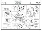 Manitou MRT 1850 2150 2540 Series Parts CataloguePDF