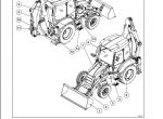New Holland B90B/BLR B100B/BLR B110B B115B Loader PDF