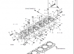 Terex TXС 420LC-1 Hydraulic Excavator Parts Manual PDF