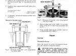 John Deere 840 940 1040 1140 Tractor TM4353 Technical PDF
