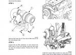 Case 750/760/860/960/965 Loader Service Manual PDF Download