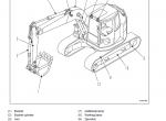 Komatsu Excavator PC158US-2 Set of PDF Repair Manuals Download