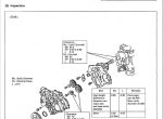 Download Hyundai Engines D4A D4D Series Shop Manual PDF