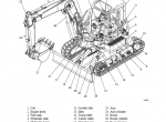 Takeuchi TB80FR Compact Excavator PDF Manual Download