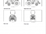 New Holland Compact Tractor Boomer 40 Cab/50 Cab Manual PDF