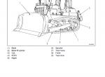 Komatsu Bulldozer D275A-5 Maintenance Manual PDF