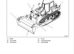 Komatsu D85EX-15EO, D85PX-15EO Bulldozer Manuals