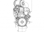 Komatsu Diesel Engine 6D140-2 Shop Manual Download