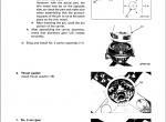 Komatsu Excavator PC600-6, PC600LC-6 Shop Manual