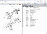 Agco Allis, spare parts catalog, Heavy Technics + Repair
