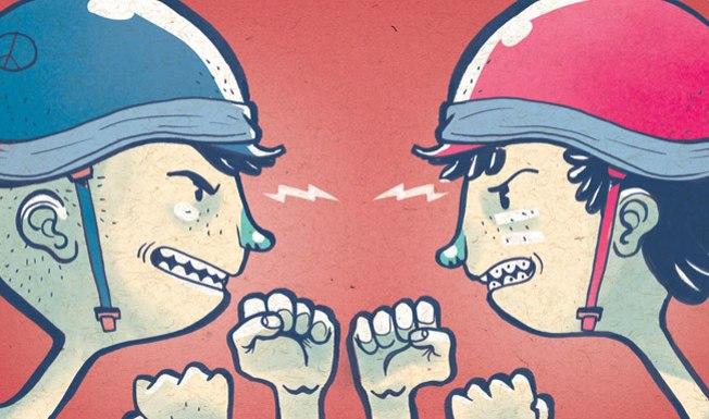 Guerra entre irmãos
