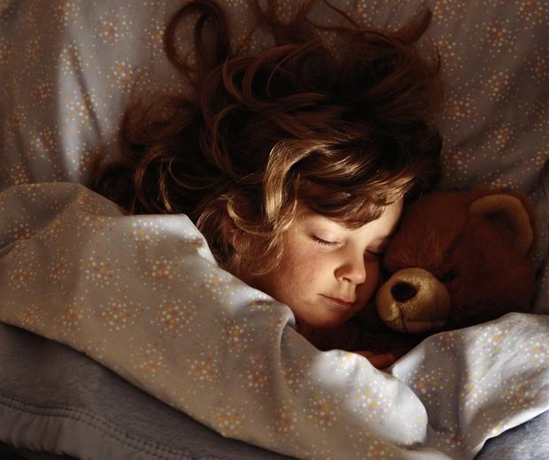 A melhor hora para colocar seu filho na cama